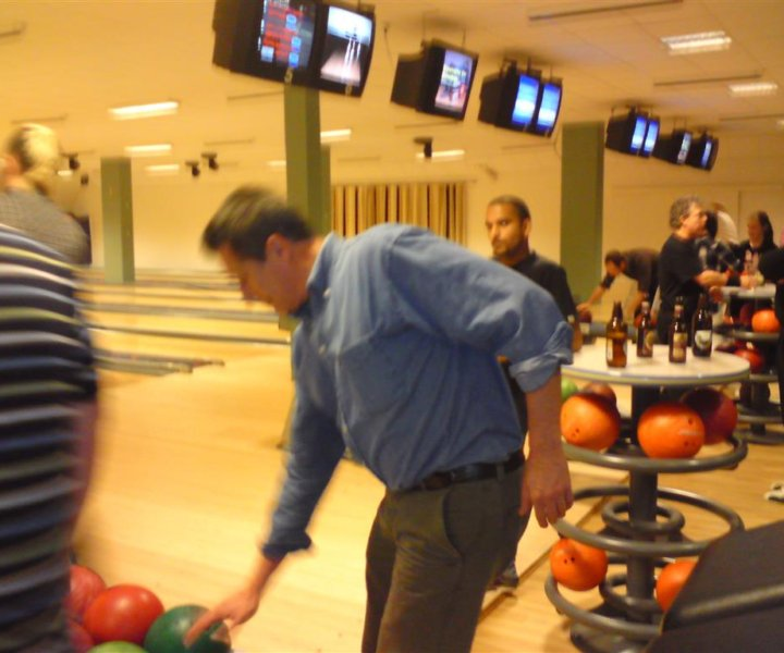 Momail goes bowling, Stockholm