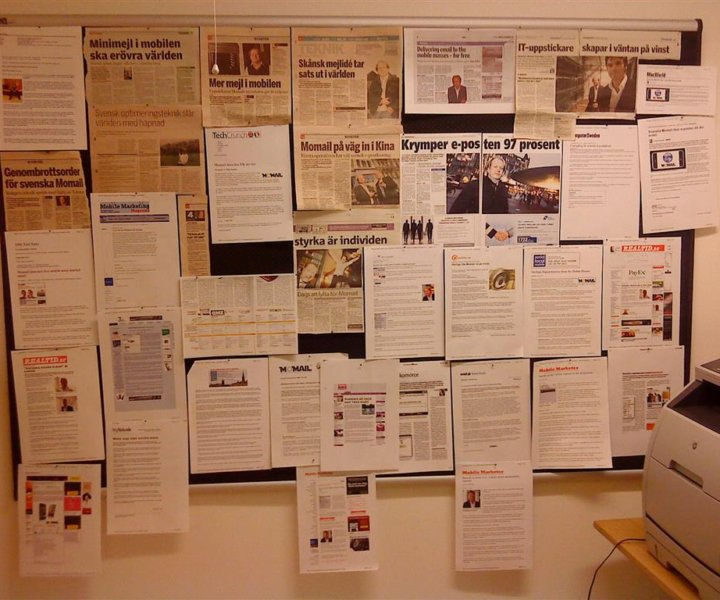 Momail – Wall of fame
