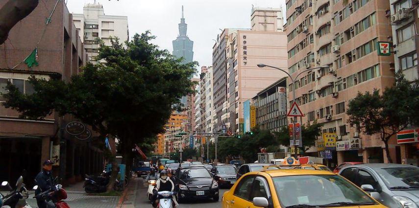Taiwan, Taipei 101