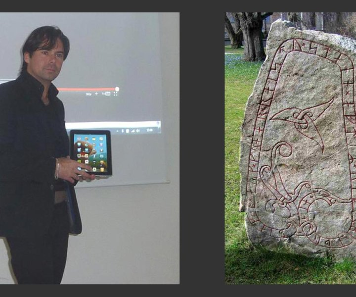 From runestones to tablets, Bibliotekets Vänner
