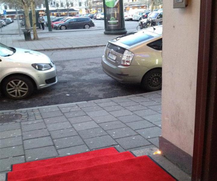 Red carpet, 10 year anniversary