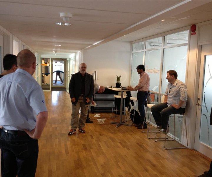 ULOCS The Next Generation Wearable Technology @ Teknopol Ideon, Lund